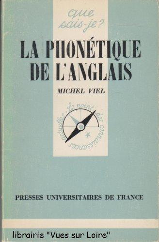 9782130393924: La phonétique de l'anglais