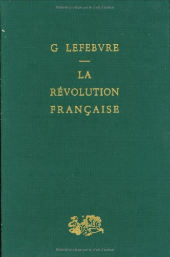 9782130397816: La Révolution française (Collection Dito) (French Edition)