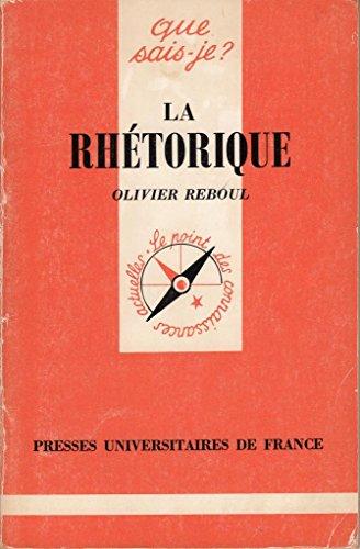La Rhà torique: Olivier Reboul