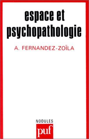 9782130399056: Espace et Psychopathologie
