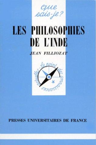 9782130400158: Les Philosophies de l'Inde