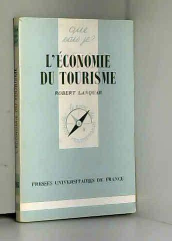 9782130402169: L'économie du tourisme