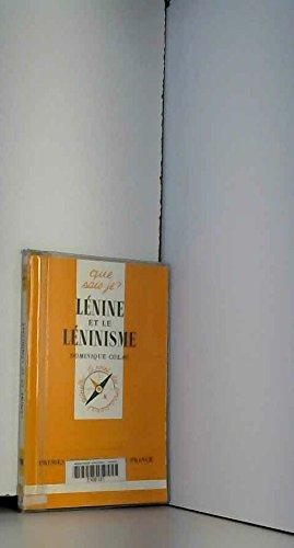 9782130414469: Lénine et le léninisme