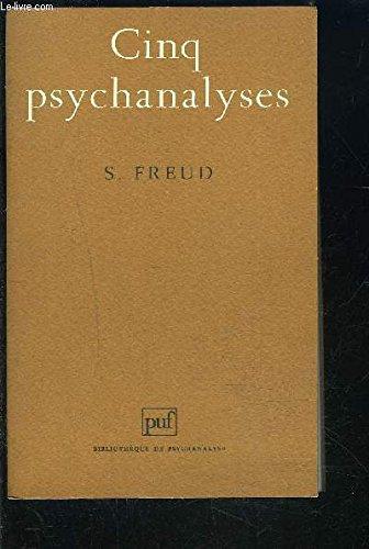 9782130417576: Cinq psychanalyses