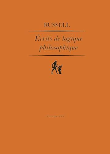 9782130420668: Ecrits de logique philosophique