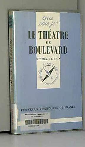 9782130420910: Le Théâtre de boulevard