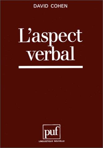 9782130420965: L'aspect verbal