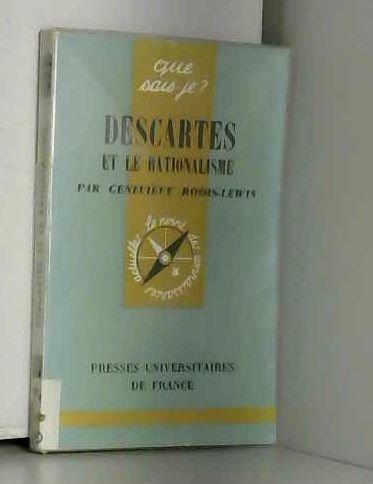 Descartes et le rationalisme [Dec 01, 1989]: Genevià ve Rodis-Lewis