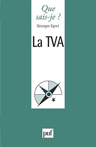 9782130422662: La TVA