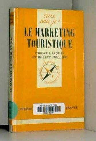 9782130423478: Le marketing touristique / la mercatique touristique