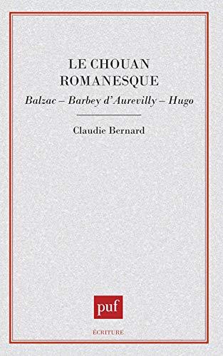 9782130424925: Le chouan romanesque