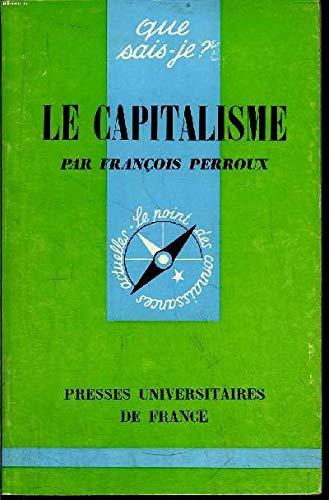 9782130426578: Le Capitalisme - Que sais-je ? n� 315