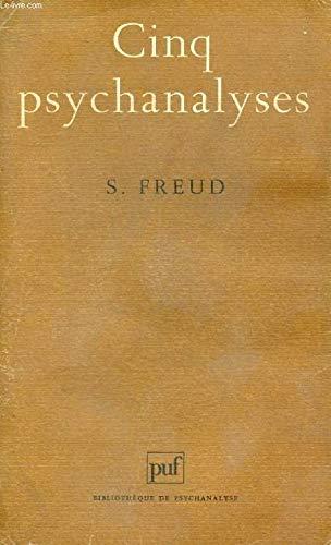 9782130427216: Cinq psychanalyses
