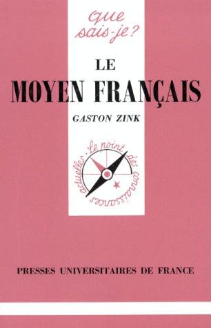 9782130428138: Le moyen français