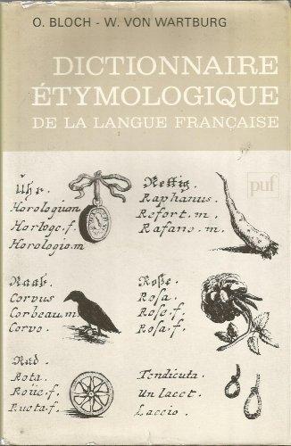 9782130429142: Dictionnaire étymologique de la langue française