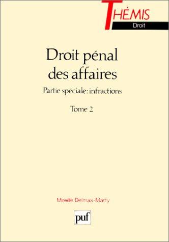 9782130430230: Droit pénal des affaires (Thémis. Droit) (French Edition)