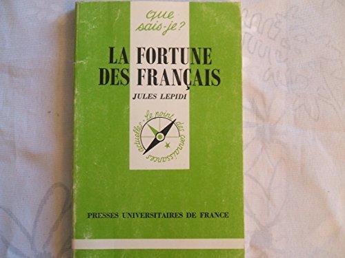 9782130431381: La Fortune des Français