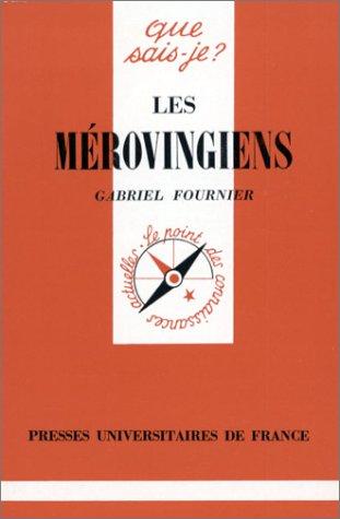 9782130432753: Les Mérovingiens