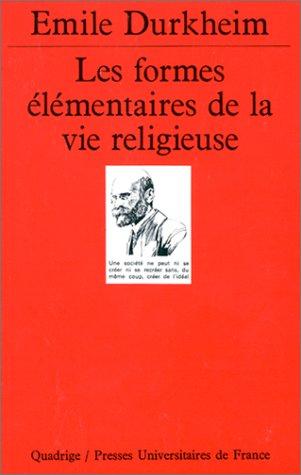9782130433385: Les Formes élémentaires de la vie religieuse