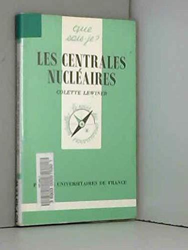 9782130433668: Les centrales nucleaires