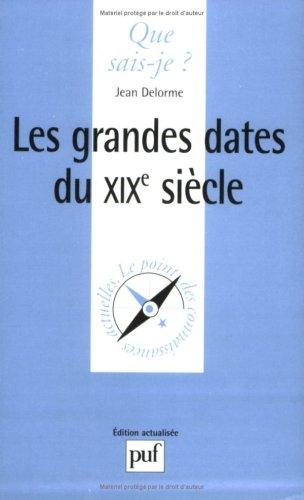 9782130433729: Les Grandes Dates du XXe siècle