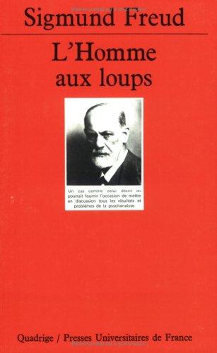 9782130434009: L'Homme aux loups