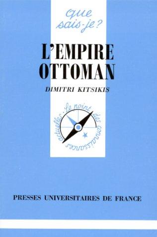 9782130434597: L'empire ottoman