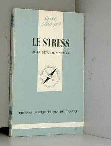 9782130435402: Le stress