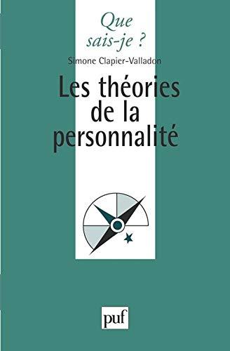 9782130435860: Les théories de la personnalité