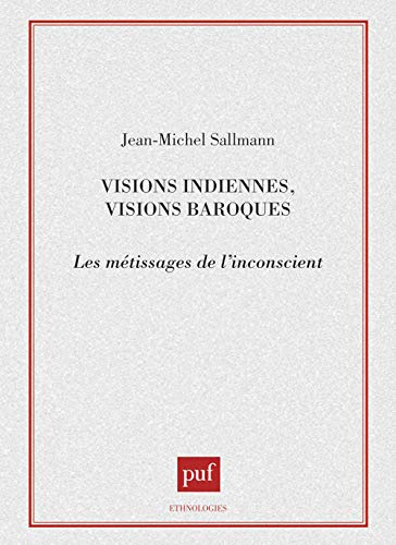 9782130437567: Visions indiennes, visions baroques
