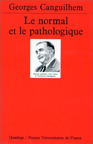 9782130437888: Le Normal et le Pathologique