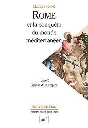 Rome et la conquète du monde méditerranéen,: Jean-Marie Bertrand; Christian