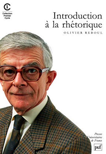 Introduction à la rhétorique [Jul 01, 2001]