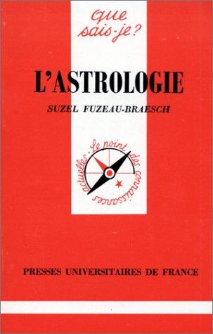 9782130439585: L'Astrologie