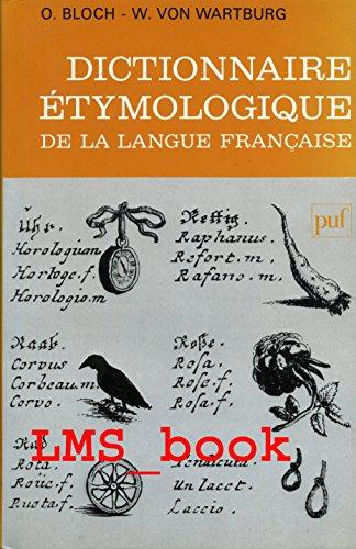 9782130440659: Dictionnaire étymologique de la langue française