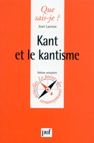 9782130440741: Kant et le kantisme
