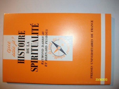 9782130440819: Histoire de la spiritualité