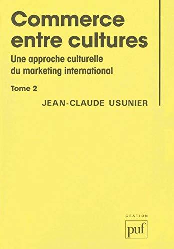 9782130441885: Commerce entre cultures