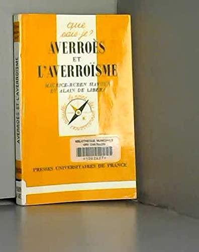 9782130442035: Averroes et l'averroisme