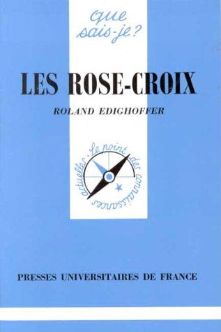 9782130442264: Les Rose-Croix