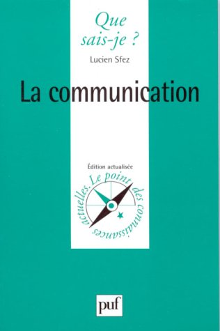 9782130443933: La Communication