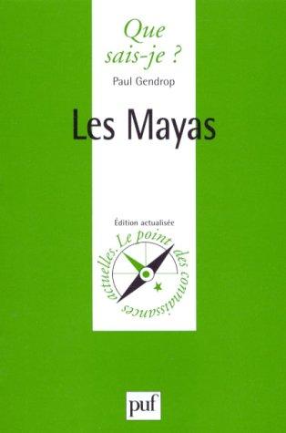 9782130446682: Les Mayas