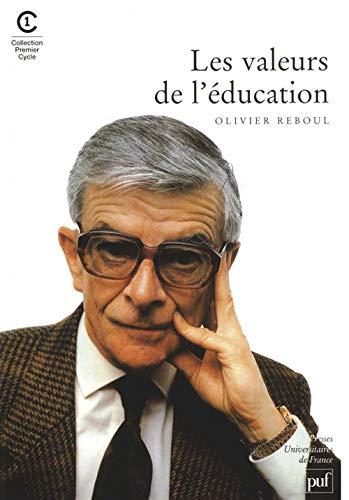 Les valeurs de l'éducation [Sep 01, 1992]