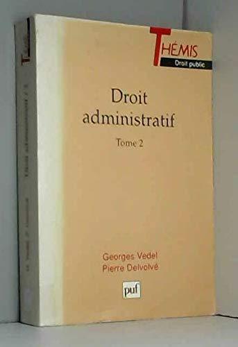 9782130450665: Droit administratif (Thémis)