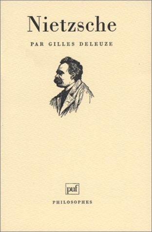 Nietzsche: Gilles Deleuze