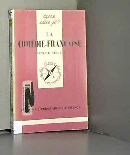 9782130451143: La Com�die-Fran�aise