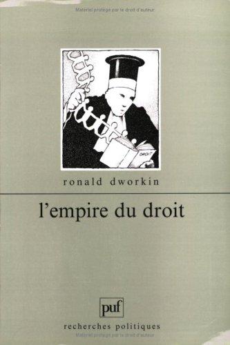 9782130451457: L'empire du droit (Ancien prix éditeur : 42.00 € - Economisez 50 %)