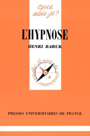 L'Hypnose: n/a