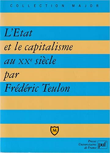 9782130453390: L'État et le capitalisme au XXe siècle