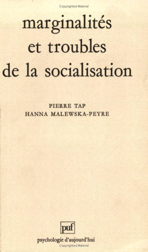 9782130454809: Marginalités et troubles de la socialisation